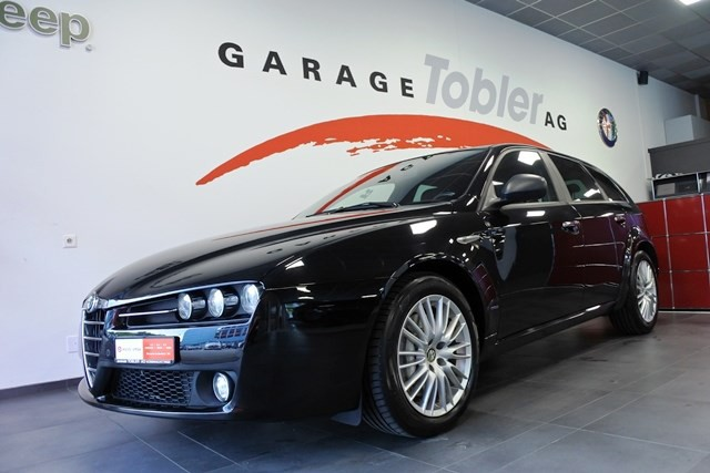 alfa romeo 159 kombi 2012 occasion garage tobler. Black Bedroom Furniture Sets. Home Design Ideas